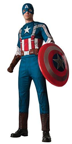 Rubie's Kostüm Captain America: Winter Soldier muskulösen ()