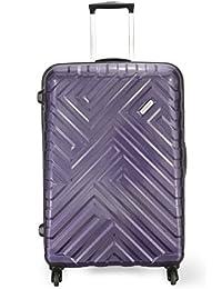Aristocrat Polycarbonate 68 cms Purple Suitcases (MAZE68TZMDP)