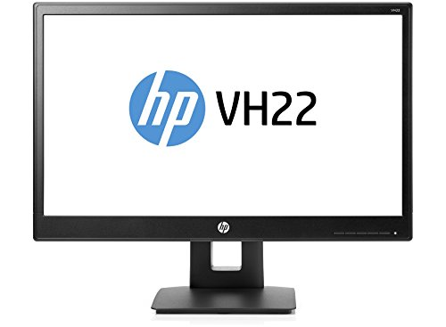 HP VH22 55 cm 21,5Zoll TN LED Backlight 1920x1080 250cd/m2 VGA DVI DP Pivot HÃ ¶ Henverst.