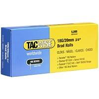 Tacwise Stiftnägel 18G/20 mm Verzinkt  5000  Stück, 0395
