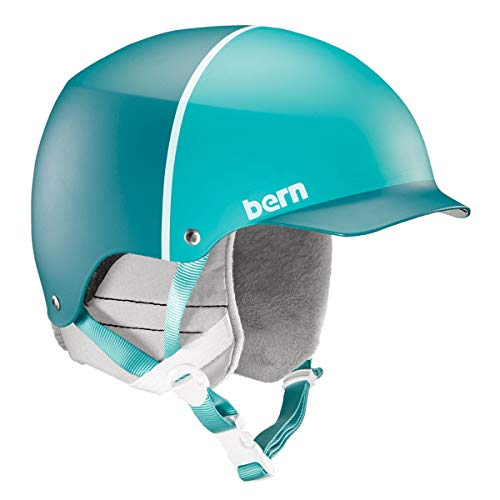 Bern Muse EPS with Crankfit Helm, Satin Teal, Größe S
