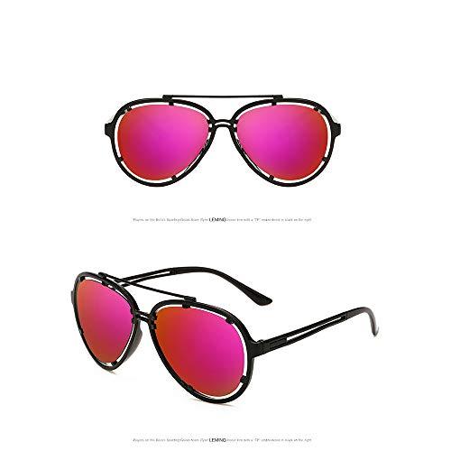 Laile_ Sonnenbrillen Polarisierte günstige Farbfilm Trend Frosch Spiegel Retro Sonnenbrille Sonnenbrille Klassische Beiläufig Brille Rechteckig Mode Dekobrillen Vintage Gläser