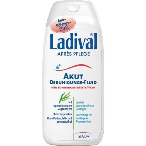 Ladival Akut Après Regeneration & Pflege, 200 ml Gel