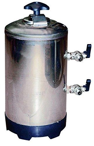 Wasserenthärter Entkalker 12 Liter - für Espressomaschine (Bsp. Rancilio), Geschirrspülmaschine, Aquarium