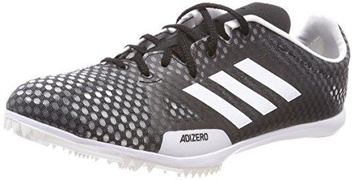 adidas Damen Adizero Ambition 4 Leichtathletikschuhe, Schwarz (Negbas/Ftwbla/Naranj 000), 38 EU