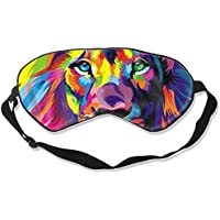 Eyes Mask Fashion Wonderful Graffiti Tiger Silk Mask Contoured Eye Masks for Sleeping,Shift Work,Naps preisvergleich bei billige-tabletten.eu