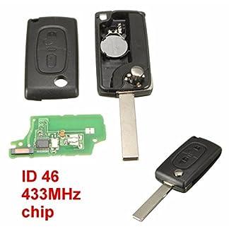 Katur-3-Tasten-Ersatz-Schlsselhlle-fr-Funkschlssel-fr-Citroen-und-Peugeot-207-307-407-308-407-607
