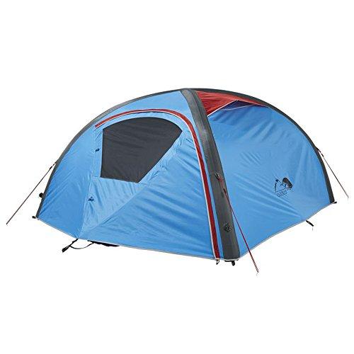 Crivit 2-Personen Zelt, aufblasbar, incl. Tasche (Zelt Explorer 2)