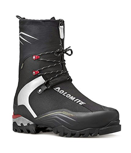 Dolomite, Chaussures basses pour Homme Black/Silver