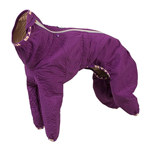 Hurtta casual Quilted globale Dog Coat, Heather, 22l