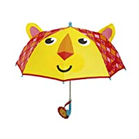 Arditex Fp-Lion Manual Umbrella, Yellow, 38/8