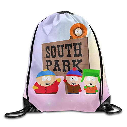 HLKPE Unisex South Park Drawstring Bag Outdoor