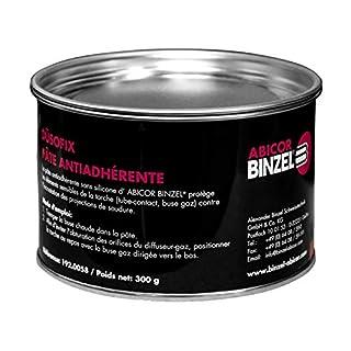 Abicor Binzel Antispritzerpaste Düsofix 192.0058 Schutz- und Trennmittel