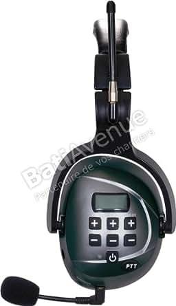 Delta Plus Pit-Board elektronischer Kapselgehörschutz - SNR 28 dB - One Size