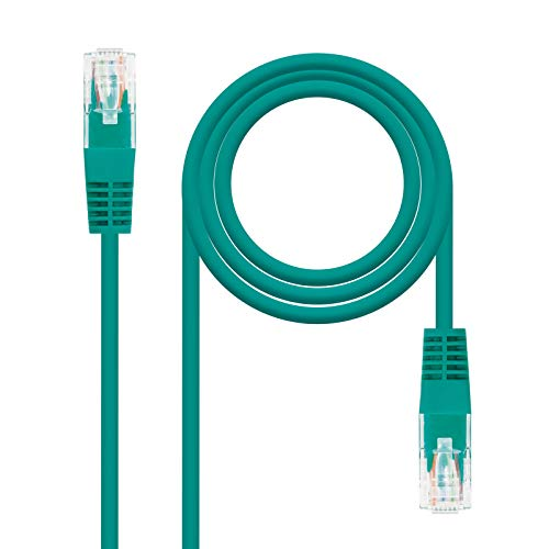 NanoCable 10.20.0400-GR - Cable Red Ethernet RJ45