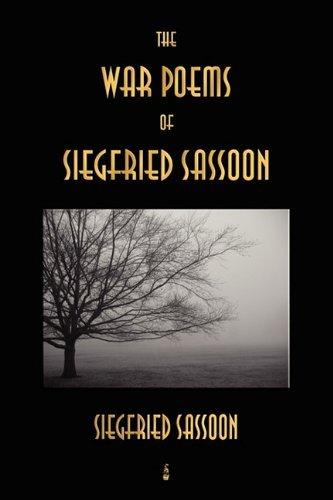 War Poems Of Siegfried Sassoon [Pdf/ePub] eBook