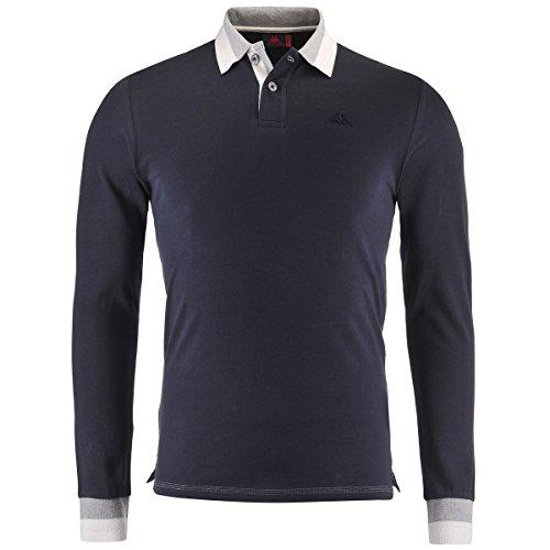 Polo Shirts - Leo - Blue Navy - XXL