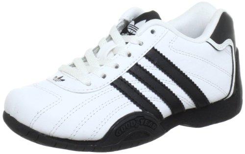 adidas Adiracer Low, Sneaker Bambino Bianco (Weiß (WHT/WHT/BLAC))