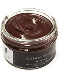 Famaco Cream Polish, Zapatos y Bolsos Unisex Adulto, Gris (Grey Light Gris), 50 ml