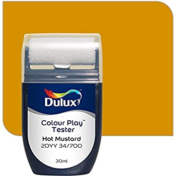 Dulux Color Play 30 ml Paint Tester (Muted Tango, Color Code