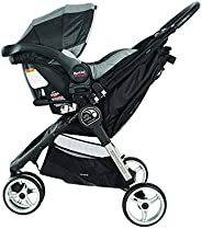 Baby Jogger Britax Mounting Bracket Car Seat Adapter for City Mini/City Mini GT/Summit X3 Strollers, Black