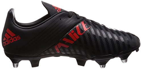 adidas Malice Sg, Chaussures de Rugby Homme Black
