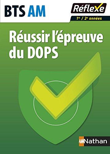 Réussir l'épreuve du DOPS – BTS Assistant de manager