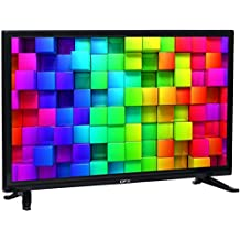 QFX 61 cm (24 Inches) HD Ready LED TV QL2400 (Black) (2018 Model)