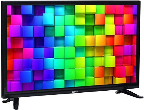 QFX 61 cm (24 inches) QL2400 HD Ready LED TV (Black)
