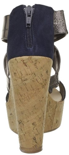 Tosca Blu Ss1309s164 Damen Sandalen Blau - Bleu (C30X Blue/Bronzo)