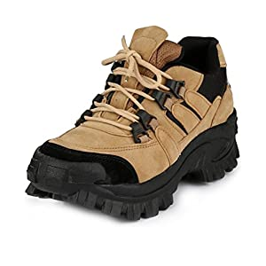 Aadi Men's Beige OutDoor CasualBoots