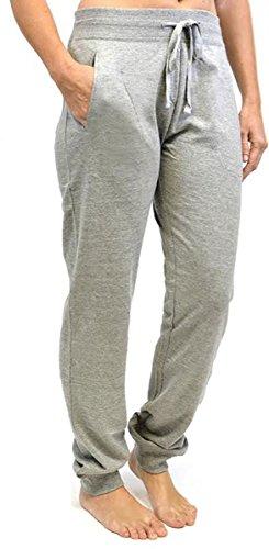 Tom Franks - Pantalon de sport - Pantalon - Femme Gris - Gris