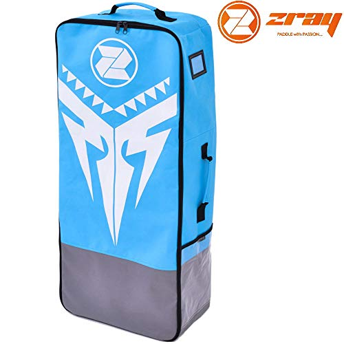 Zray Sup X-Rider 13' Stand up, Paddle, Planche, Surf, Board Adulte Unisexe, Gris, 396x91x15cm...