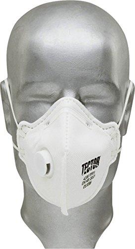 ZVG Standard Atemschutzmaske FFP3 mit Ventil