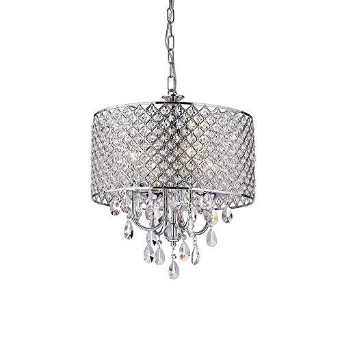 SSLW Soffitto di Cristallo Luce Moderna Semplice Soggiorno luci Camera da Letto per lampadario Cucina per Lampada a Sospensione Luce di aspirazione