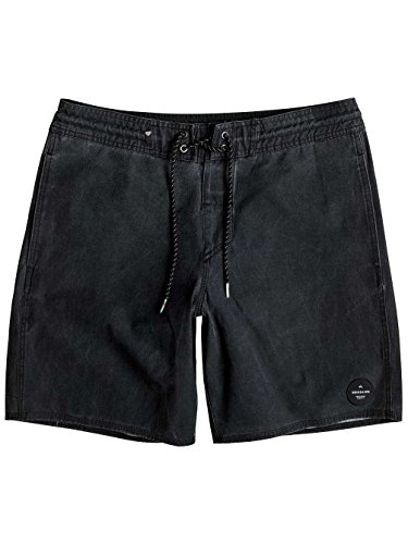 Herren Boardshorts Quiksilver Baja 18 Boardshorts Black