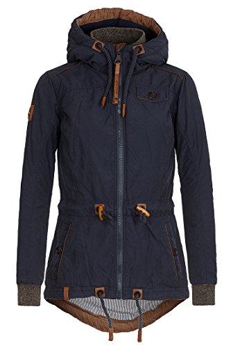 Naketano Female Jacket Schlaubär Dark Blue, L