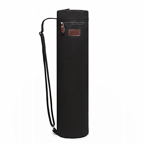 Fremous Yoga Mat Bag and Carriers for Women and Men – Portable  Multifunction Storage Pockets Canvas Yoga Bags c84a2e5d5808c