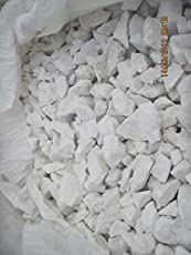 Grade A Quality - Chuna Stone - Lime Stone - Sunnam Stone - Pan Masala Stone - 1 Kilo - Loose Packed - Pmw