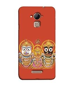 Fuson Designer Back Case Cover for Coolpad Note 3 Lite :: Coolpad Note 3 Lite Dual SIM (Hindu Bhakti God India Followers Spiritual Power)