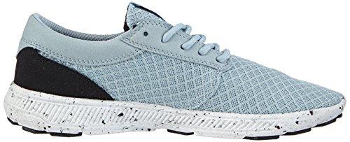 Supra Hammer Run, Sneakers Basses Adulte Mixte Bleu (Powder Blue - White     Pdb)