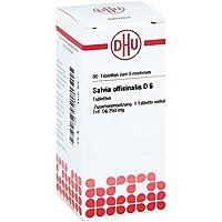 Salvia Officinalis D 6 Tabletten 80 stk preisvergleich bei billige-tabletten.eu