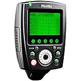 Phottix PH89079 Déclencheur de Flash pour Appareil Sony ADI/P-TTL Noir