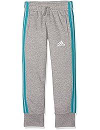 Adidas YG 3S Slim Hose, Mädchen