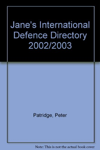 Jane's International Defence Directory (International Defense Directory)