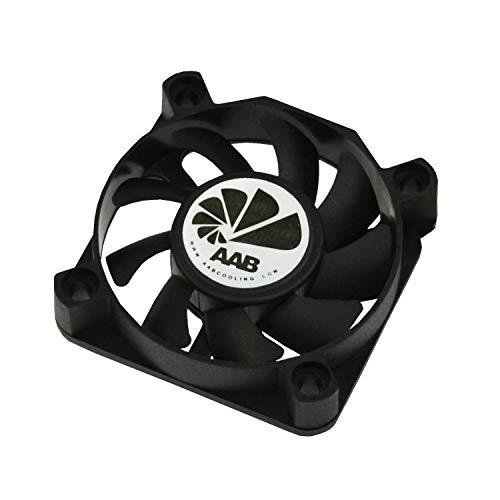 AAB Cooling Fan 5 - Leise und Efizient 50mm Gehäuselüfter - Ökonomische Reihe Für CPU Kühler | 3D Drucker | Ventilator | Computer | Lüfter 12V