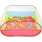 Playhood Big Ball Pool With Free 50 Colorful Balls - Multi Color