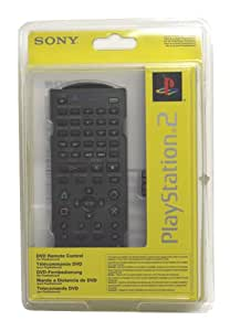 Official Sony PlayStation 2 DVD Remote Control SCPH-10420 - only compatible with PS2 models SCPH-50000 and above (PS2)