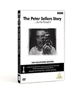 The Peter Sellers Story: As He Filmed It [DVD]