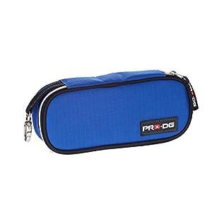 Pro-Dg- Estuche portatodo Ovalado, Color Azul, 21 cm (Karactermanía 56857)